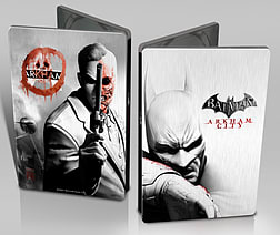 Batman Arkham City - Steelbook Edition PS3