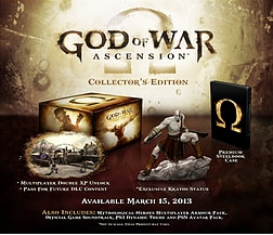 God of War Ascension - Collectors Edition PS3