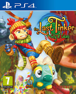 The Last Tinker: City of Colors PlayStation 4