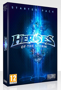 Heroes of the Storm - Starter Pack PC Games