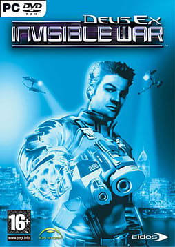 Deus Ex - Invisible War PC
