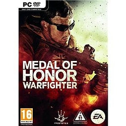 Medal Of Honor Warfighter STEELBOOK - *** CASE ONLY *** PC