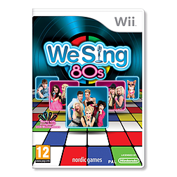 We Sing 80s and Microphone Wii