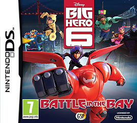 DS BIG HERO 6 NDS
