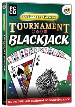 Ultimate Games - Tournament Blackjack PC