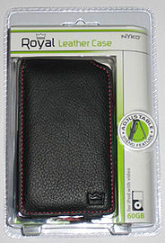 Nyko Royal Leather Case - iPod Video 60GB Mobile phones