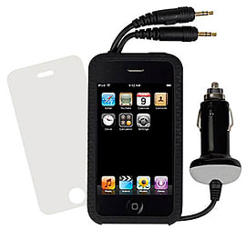 PowerA iPod Touch Essentials Kit Audio