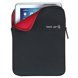 Techair Universal Sleeve for 7 to 8 inch Tablet - Black Tablet