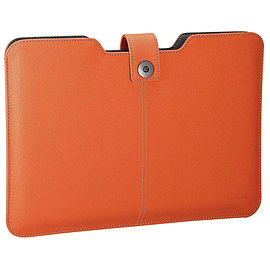 Targus Twill 13 Sleeve Macbook Orange Tablet