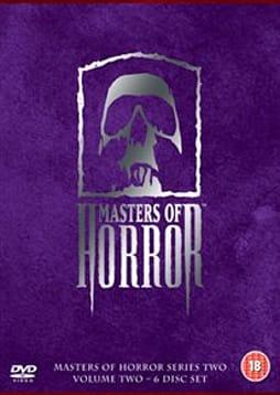 Masters of Horror: Series 1 - Volume 2 DVD