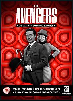 Avengers: The Complete Series 2 and Surviving Episodes... DVD
