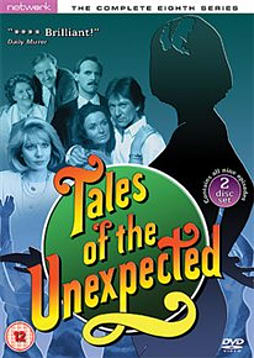 Tales of the Unexpected: The Complete Series DVD