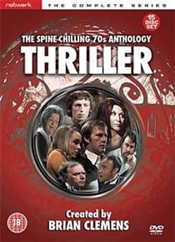 Thriller: The Complete Series DVD