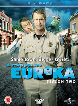 Town Called Eureka: Season 2 DVD