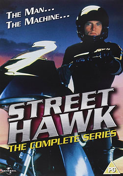 Street Hawk: The Complete Series DVD