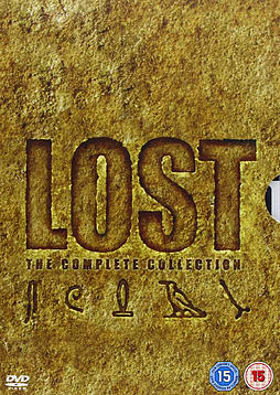 Lost: The Complete Seasons 1-6 DVD