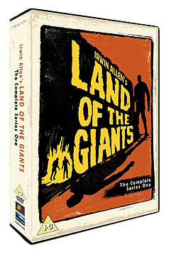 Land of the Giants: Complete Series One DVD