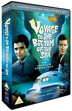 Voyage to the Bottom of the Sea: Complete Series Four DVD