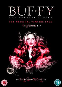 Buffy the Vampire Slayer: Seasons 1-7 DVD