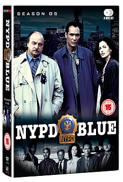 NYPD Blue Season 5 [DVD] DVD