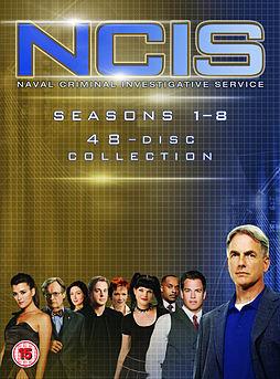 NCIS: Seasons 1 - 8 DVD