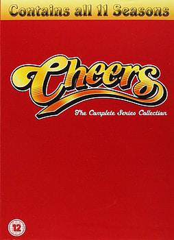 Cheers - The Complete Seasons Box Set DVD