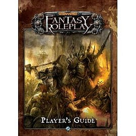 Warhammer Fantasy Roleplay: The Players Guide Books