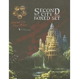 L5r Rpg Second City Box Set Books
