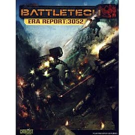 Battletech Era Report 3052 Books