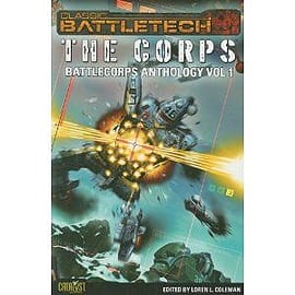 The Corps: Battlecorps Vol.1 Books