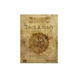 Divers and Sundry - Clockwork and Chivalry Books