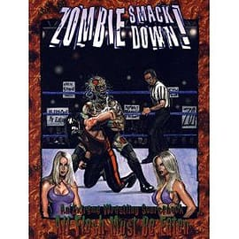 Zombie Smackdown Books