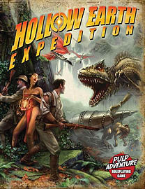 Hollow Earth Expedition Rpg Books