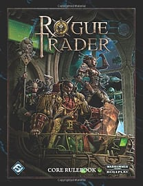 Rogue Trader RPG Books