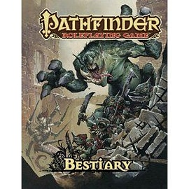 Pathfinder RPG Bestiary Books
