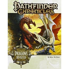 Dragons Revisited: Pathfinder Chronicles Books