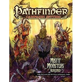Misfit Monsters: Pathfinder Campaign Books