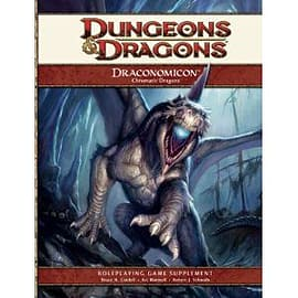 Draconomicon I: Chromatic Dragons Books