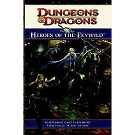 Players Option: Heroes Of The Feywild Books