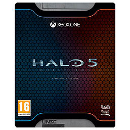 Halo 5: Guardians Limited Edition - Only at GAME Xbox One