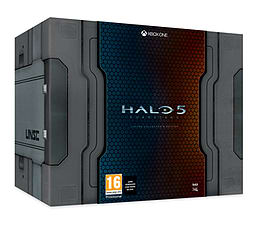 Halo 5: Guardians Limited Collector's Edition - Only at GAME Xbox One