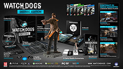 Watch Dogs - Dedsec Edition [Nordic] (PS3) PS3