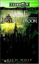 Rise Of The Seventh Moon Books