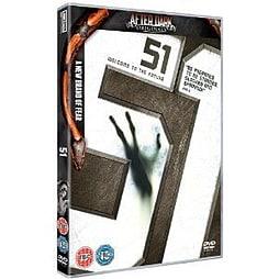 51 [DVD]:Bruce Boxleitner, John Shea DVD