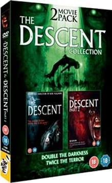 Descent/The Descent: Part 2 DVD
