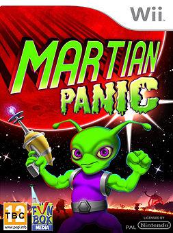 Martian Panic Wii U