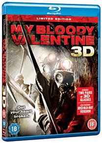 My Bloody Valentine (3D) Blu-ray