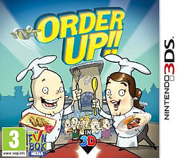 Order Up! 3DS