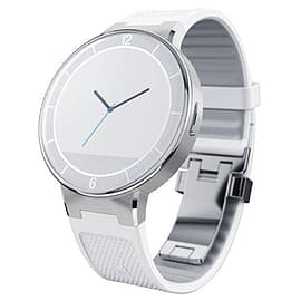 Alcatel OneTouch Smartwatch White Mobile phones