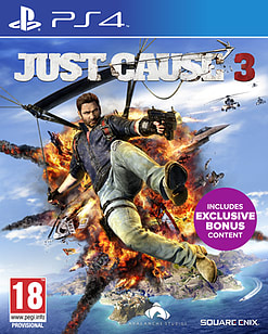 Just Cause 3 Collectors Edition PlayStation 4